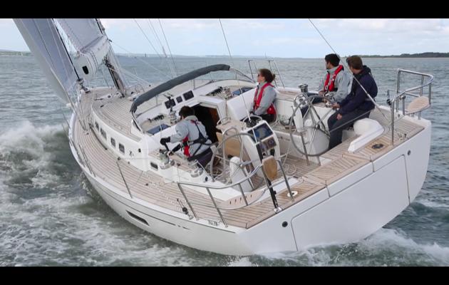 Xc45 Next Generation boat test
