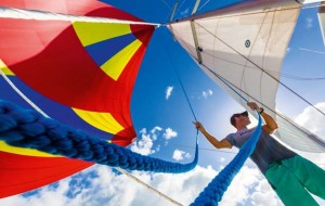 What downwind sails should you have for an Atlantic crossing?