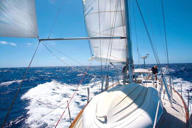 What downwind sails for an Atlantic crossing – Yachting World