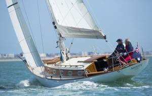 A new life for a classic boat – 37ft Misty is remodelled for the classic circuit
