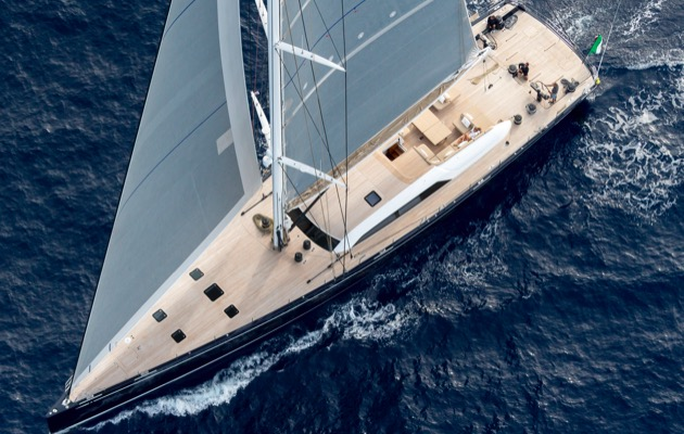Nautor Launches New Swan 115 Flagship