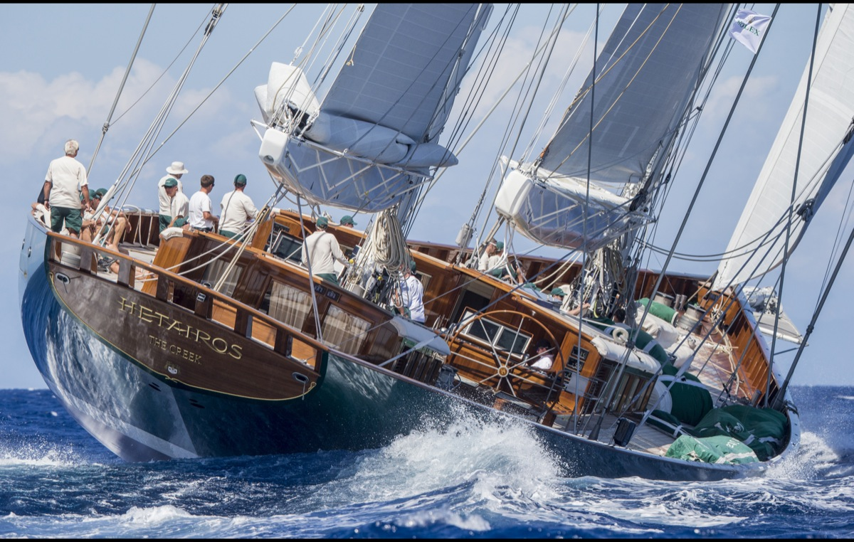 Gallery Stunning Images From The Maxi Yacht Rolex Cup In