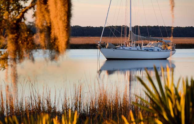 Cruising Georgia – the US wilderness coast – Yachting World