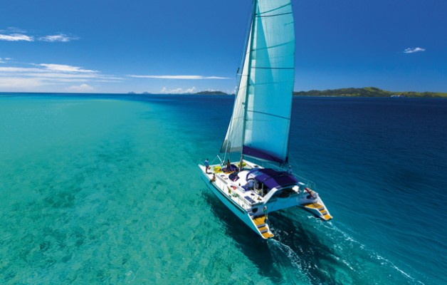 Why are multihulls so popular for cruising? – Yachting World