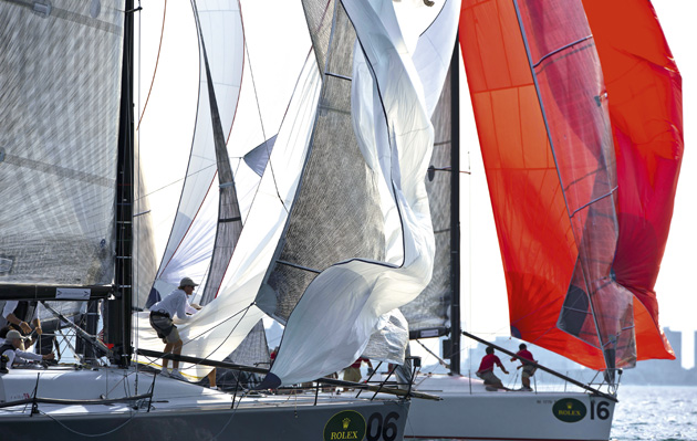 5 Tips The Float Drop Yachting World