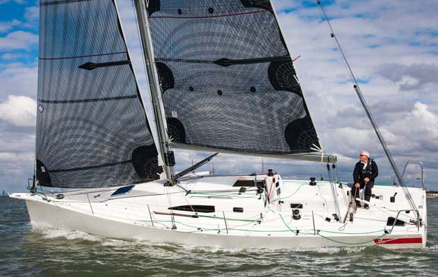 J Boats J/11s is specially designed for short-handed racing