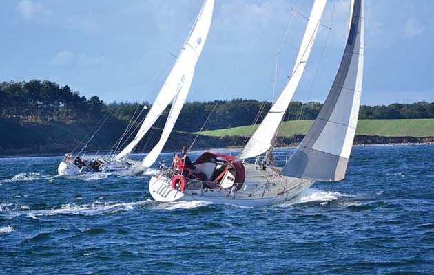 Silver Rudder race: solo challenge – Yachting World