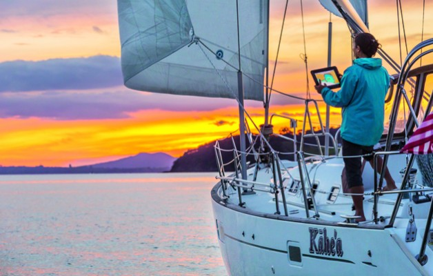 Top ways to use your tablet or iPad on board your boat