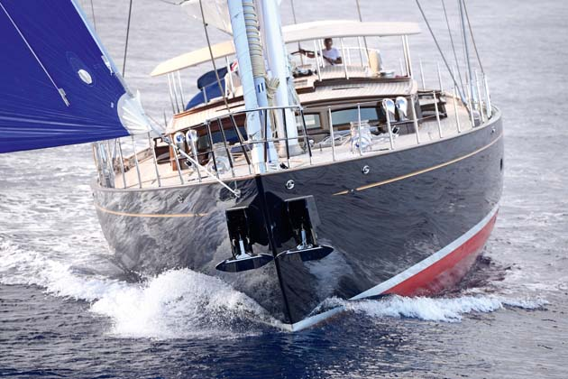 Truly a classic: the 127ft Atalante – Yachting World