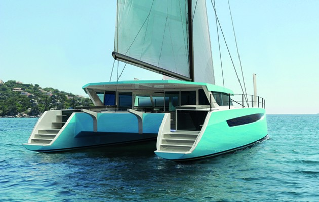HH Catamarans, a new range from China – Yachting World
