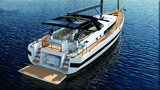 Oceanis Yachts 62 First Of A New Range Yachting World