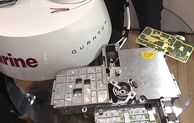 Raymarine Quantum, revolutionary new radar  Yachting World