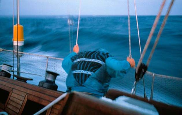 What are the best remedies for seasickness?