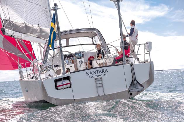 Adventure Yachts 55 tested – Yachting World