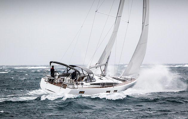 Boat Test Jeanneau 54 Yachting World