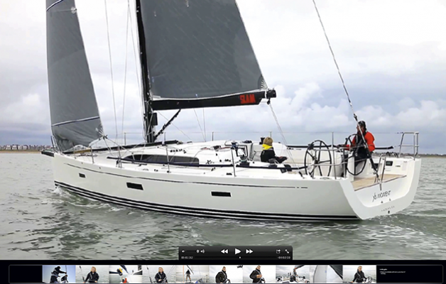 Sail Faster Sail Safer 6: Reaching – Yachting World