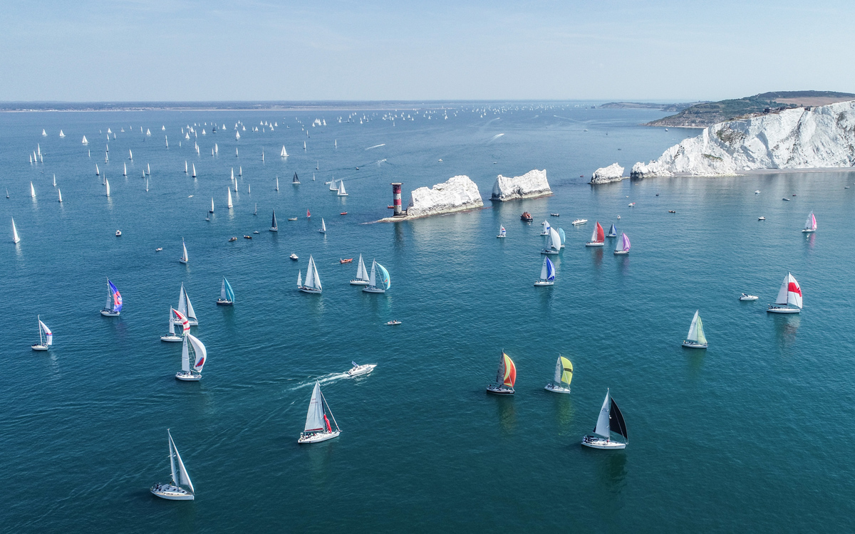 round-the-island-race-2018-the-needles-aerial-view-credit-paul-wyeth