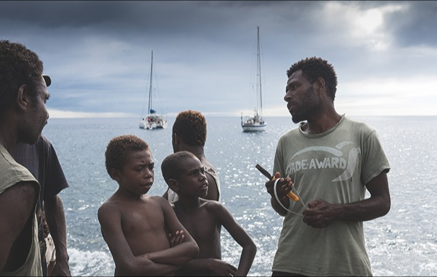 Disaster relief by yacht – how cruisers around the world are doing their bit