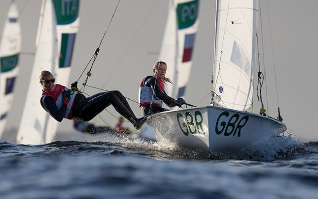 2016 Rio Olympic Games. ©Sailing Energy / World Sailing