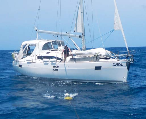 Yacht AWOL receiving assistance mid-Atlantic