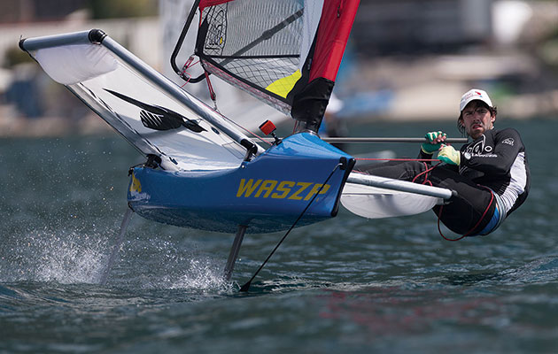 Waszp The New One Design Foiling Moth That Could Make