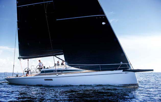 Where we tested: From Nautor's Swan's waterfront location in Jakobstad, Finland. Wind: 5-13 knots over calm sea. Model: hull no 1 with two cabins. The standard one-design boat is theoretically the fastest.