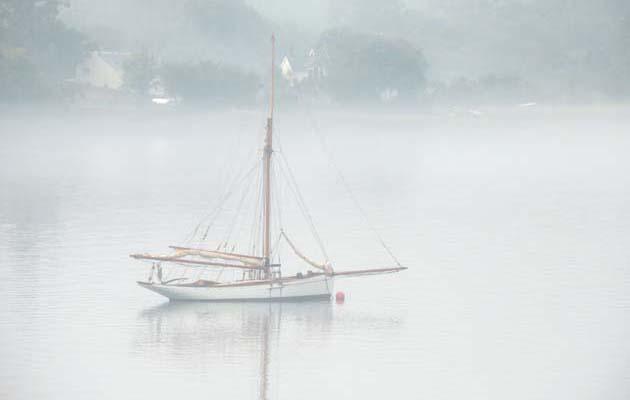 Savoir comment votre variété de brouillard s'est formée vous donnera une meilleure idée de sa durée.