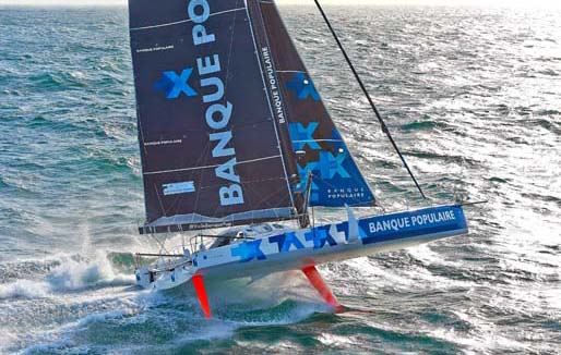 Why do the new Vendee Globe IMOCA 60 yachts have foils?