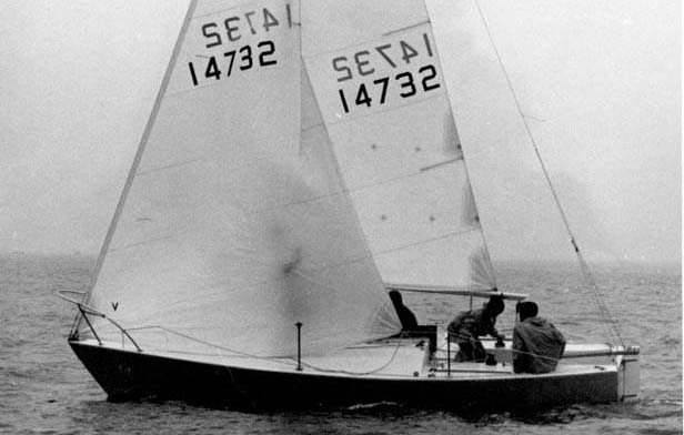 5. Ragtime, J/24. 1976, Rod Johnstone: It took 18 months for Rod Johnstone to build this 24-footer in his garage in Connecticut. It was simple to sail, and light enough to be trailable. Competing in the summer of '76, Ragtime was so successful that many people asked Rod for a sister ship. He quit his job, and with brother Bob Johnstone set up J-Boats. Just two years later the J/24 had its own start at Key West. Over 5,500 have since sold worldwide.