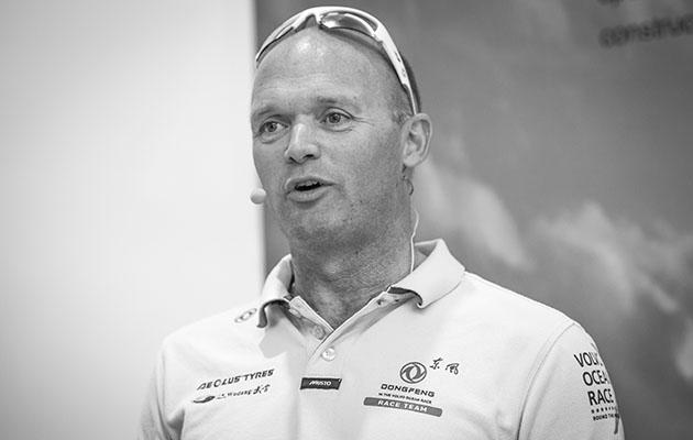 Volvo Ocean RAce CEO
