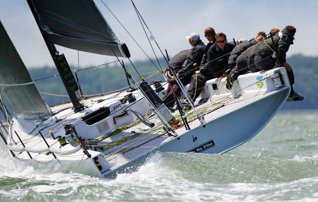 Optimised to win: how Peter Morton's Carkeek 40 Girls on ...