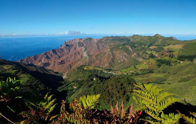 Sailing to Saint Helena – one of the world's most remote communities