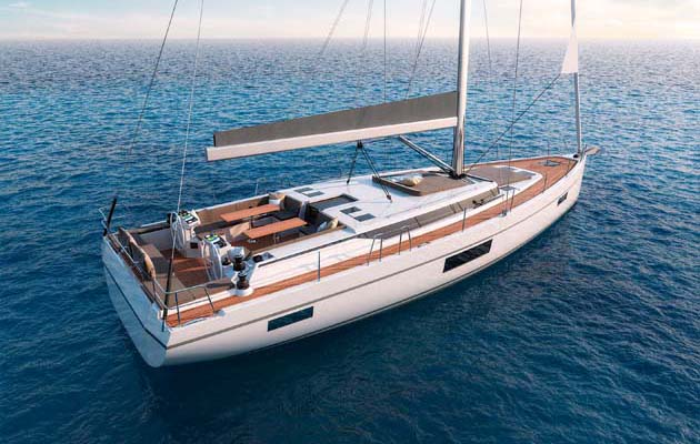 Aboard the Bavaria C57 – the boat that has changed so much