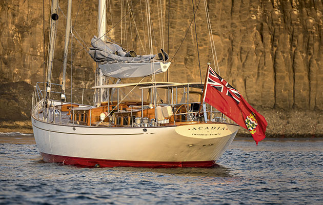 Acadia – the latest Hoek Truly Classic TC90 and 'an exceptional