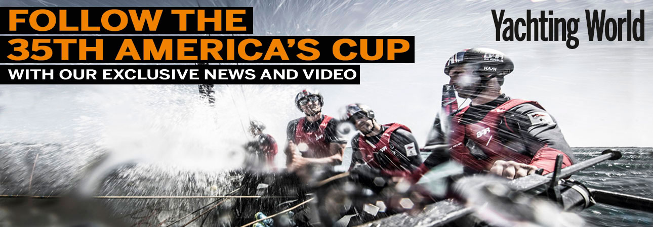 Follow the America's Cup with Yachting World