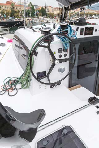 Outremer 4X on test – a high-performance liveaboard cruiser