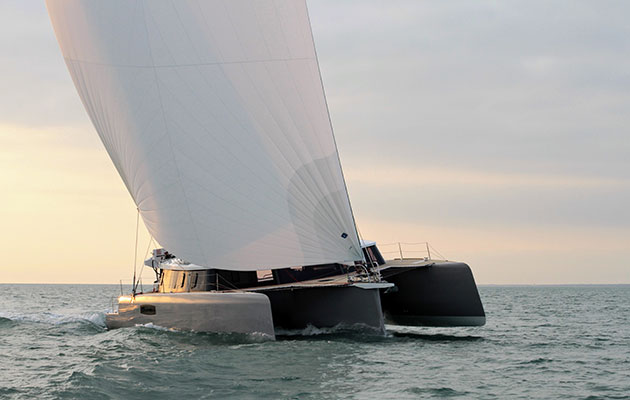 Three hulls better than two – how the Neel 51 trimaran is