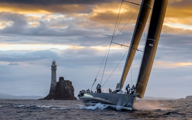 Everything You Need To Know About The 2019 Rolex Fastnet Race