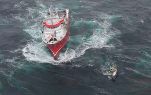 Surviving the OSTAR's perfect storm – the full story of the racers rescued in Force 11 summer gale