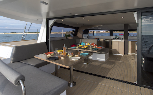 Neel 51 European Yacht of the Year 2018