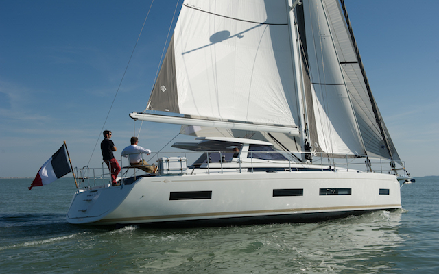 Amel 50 European Yacht of the Year 2018