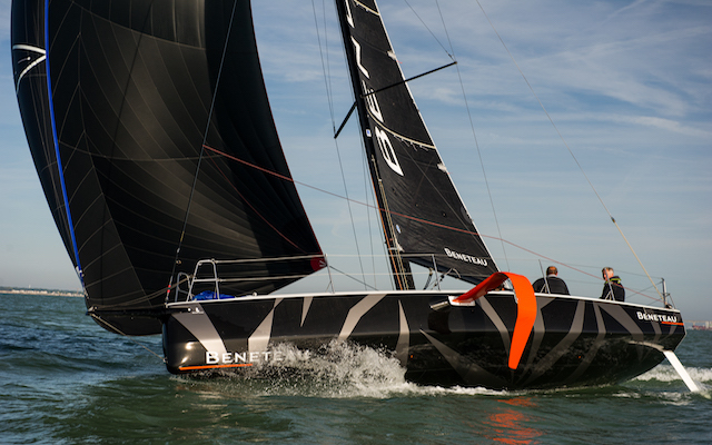 Beneteau Figaro 3 European Yacht of the Year 2018