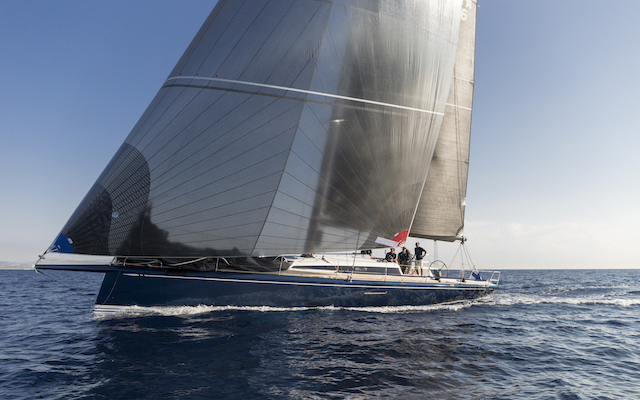 ClubSwan 50 European Yacht of the Year 2018