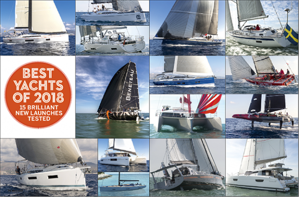 The best yachts of 2018? These are the 5 European Yacht of