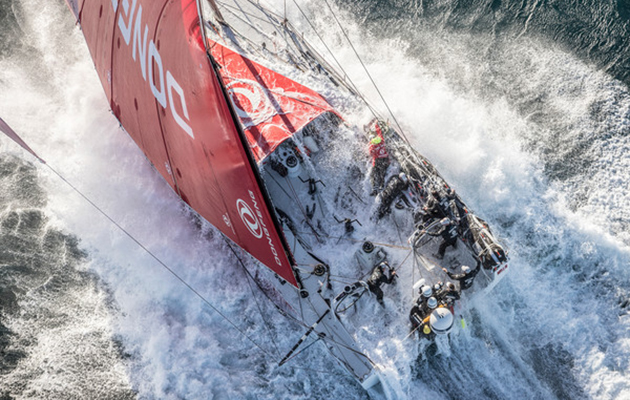 No stone unturned: behind the scenes with Dongfeng Race Team