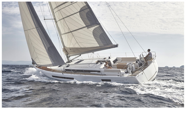 Jeanneau Sun Odyssey 440 European Yacht of the Year 2018