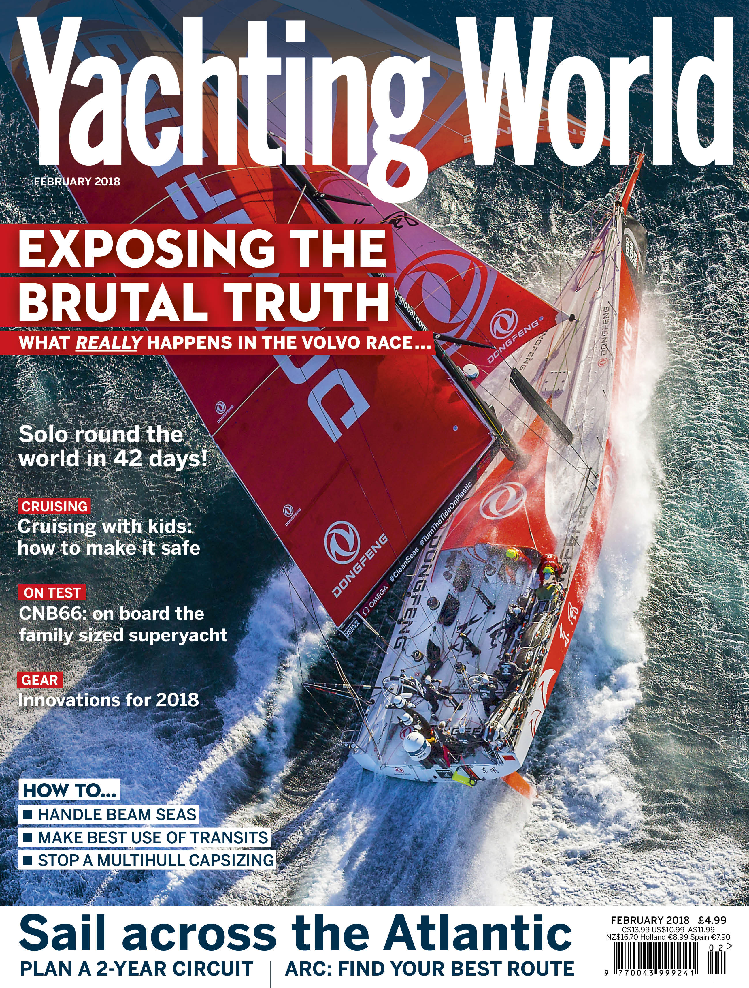 February 2018 issue - Yachting World