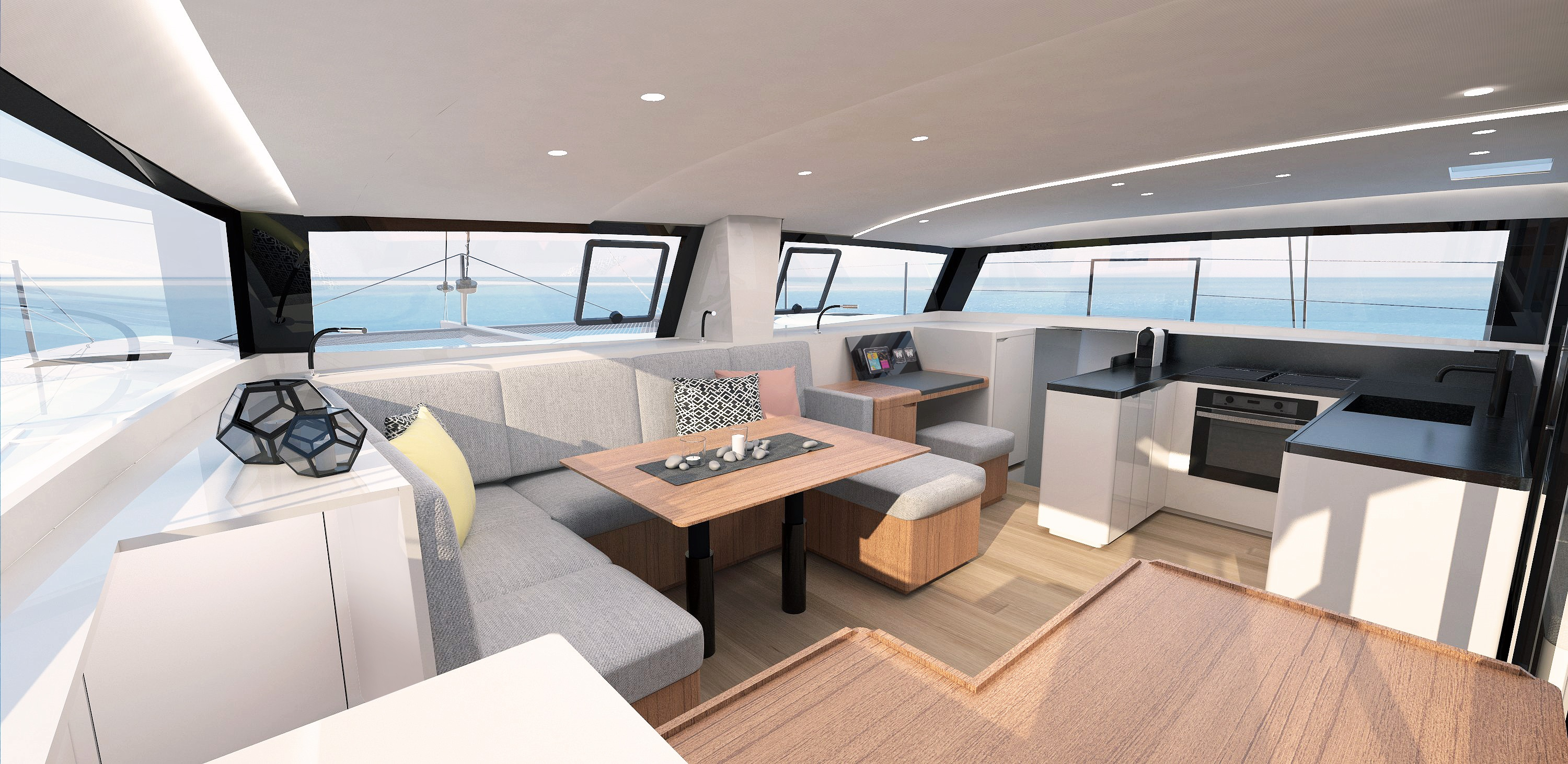 Performance cruisers: the best new catamarans for racing and fast