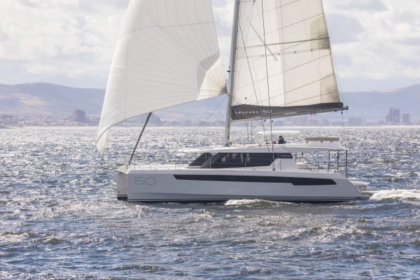 Family cruisers: The best multihulls for space and comfort