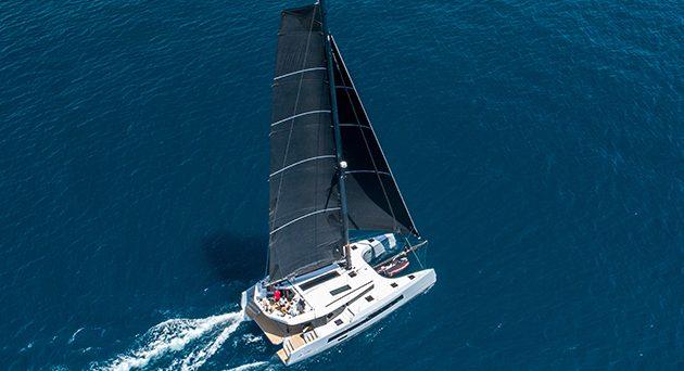 McConaghy MC50 sailing